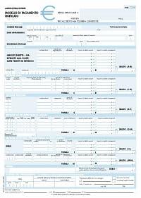 Modello f24 le istruzioni delle entrate sulle novit for F24 elide istruzioni