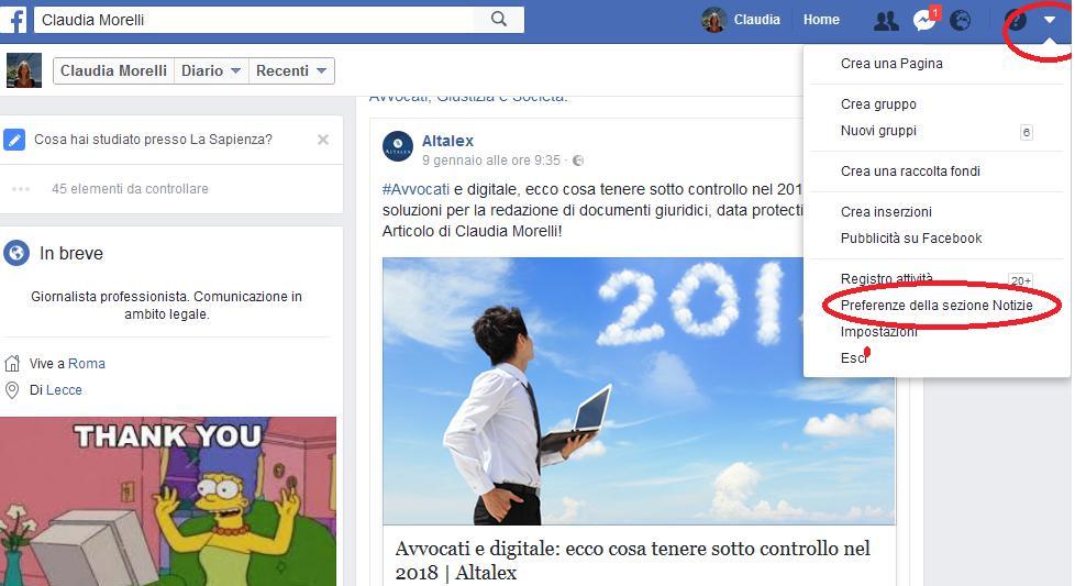 Facebook: tempi di permanenza degli utenti in calo