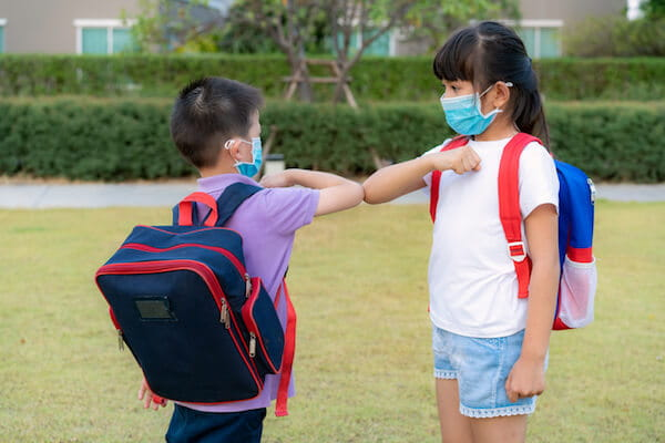 Coronavirus Socialita E Gioco Per Bambini E Adolescenti Nella Fase 2