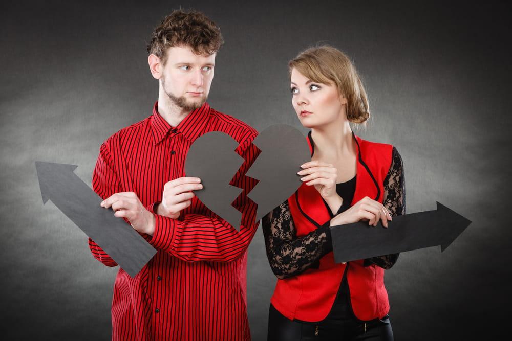 datazione quanto tempo dopo il divorzio