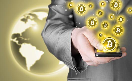 bitcoin scambio virtuale