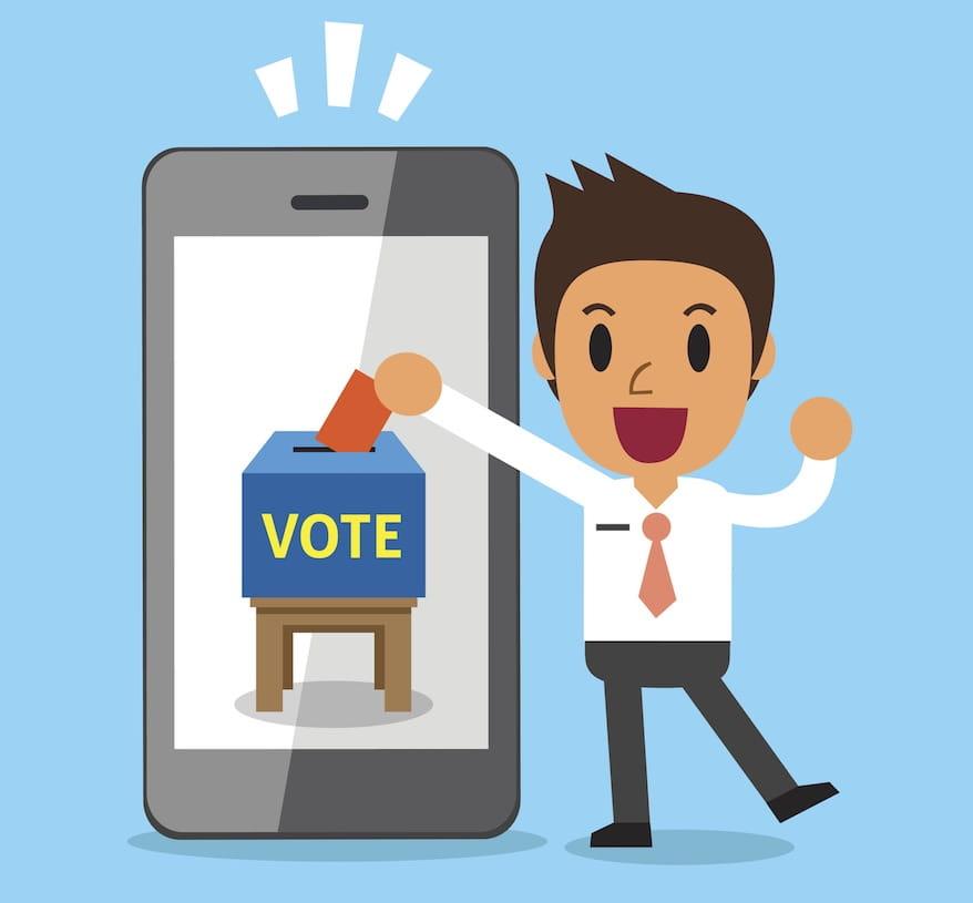 Passo storico a Seattle, alle urne si vota con lo smartphone (non senza qualche rischio)