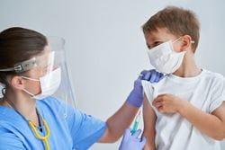 Covid19, vaccino a bambino