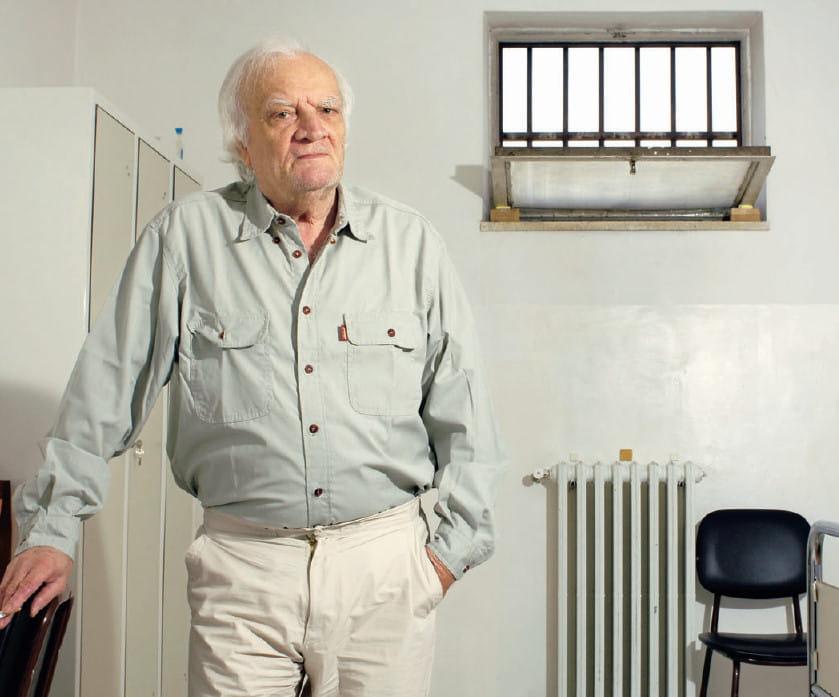 Dopo la revoca della sua condanna a 10 anni, parla Bruno Contrada